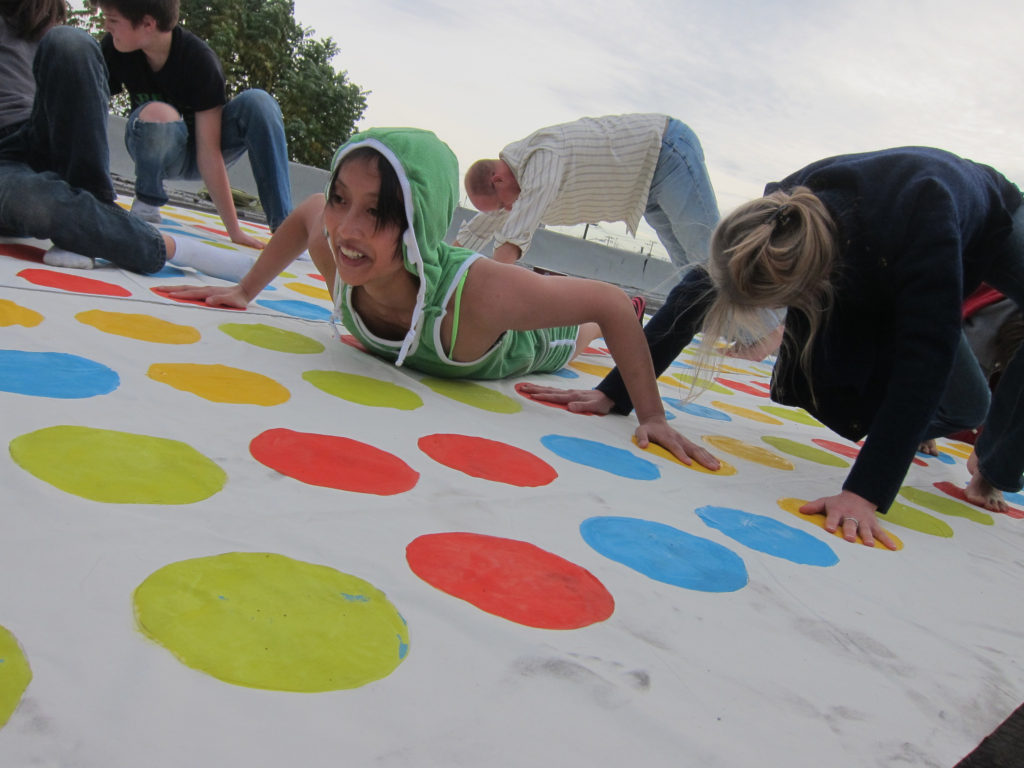 Big Game of Twister