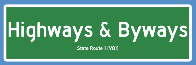 Highways and Byways State Route 1