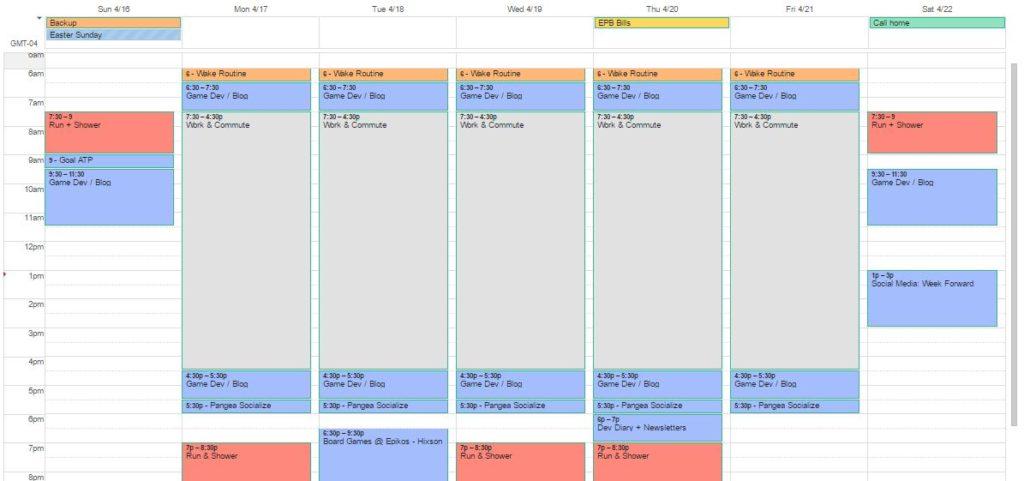 Calendar After