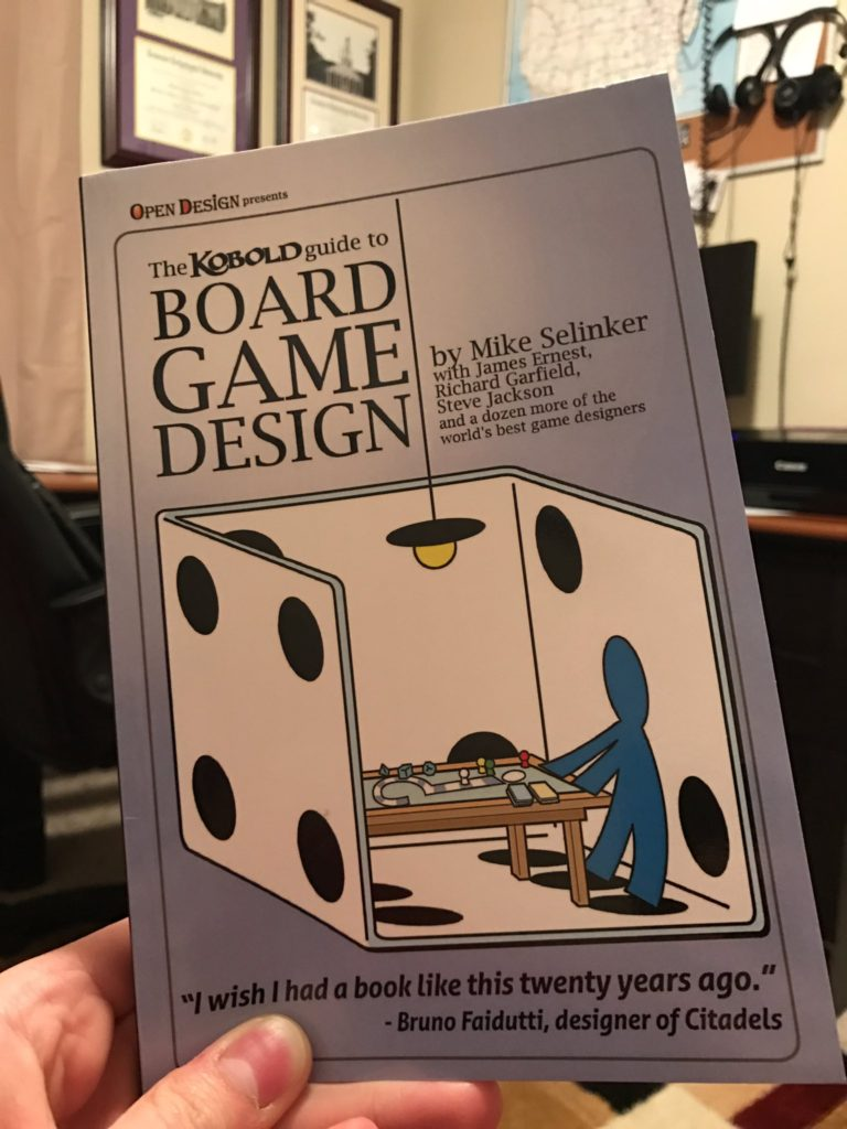 Kobold Book of Board Game Design