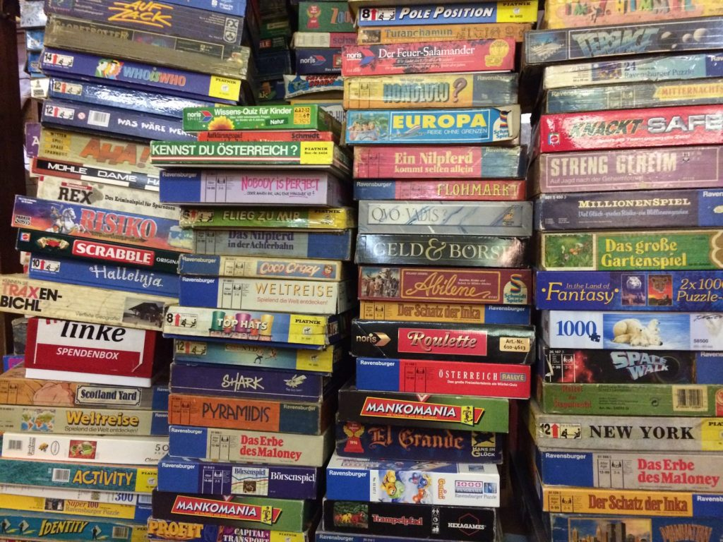 Shelfie Board Game Collection