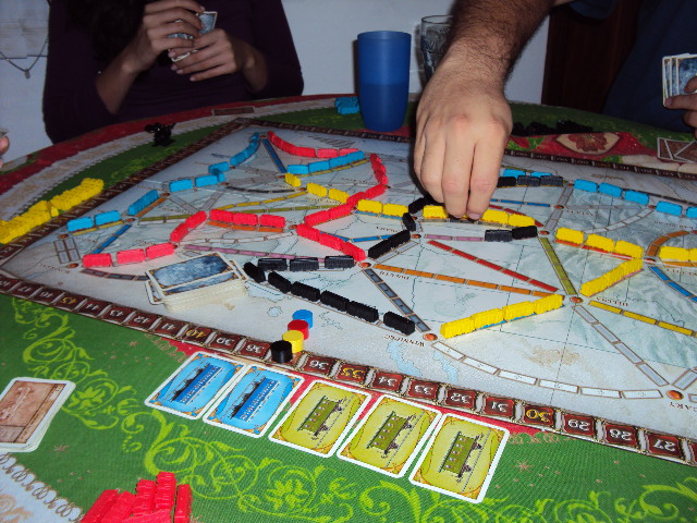 Method acting for board games immerse yourself in a theme themes make games easier to understand you take one look at ticket to ride and you know its about trains and travel posted to flickr by jean marconi solutioingenieria Gallery