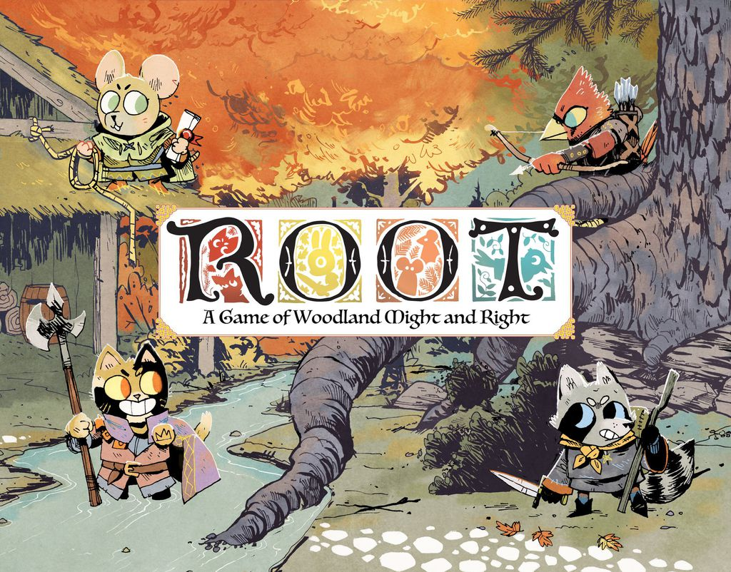 board game box - root
