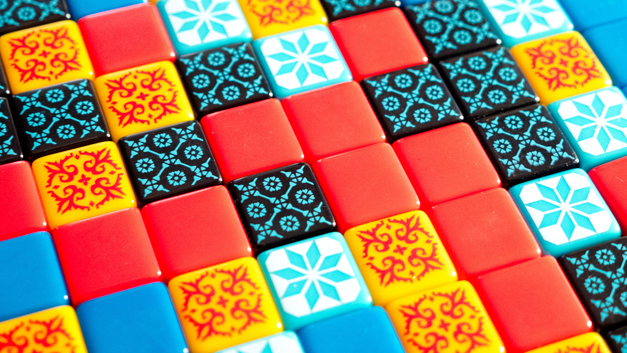 Azul - a photo that shows up time and time again in the tabletop gaming news cycle