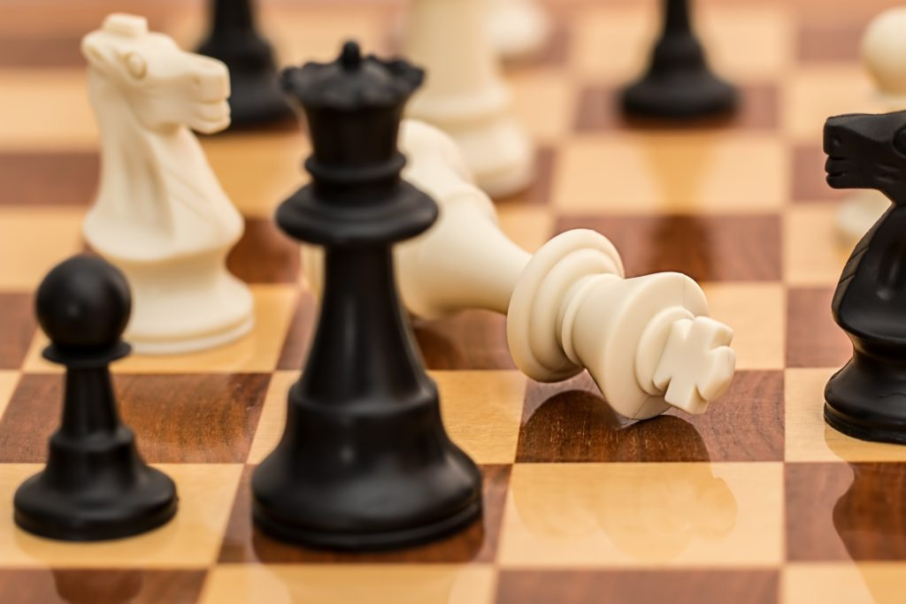 popular board game - chess