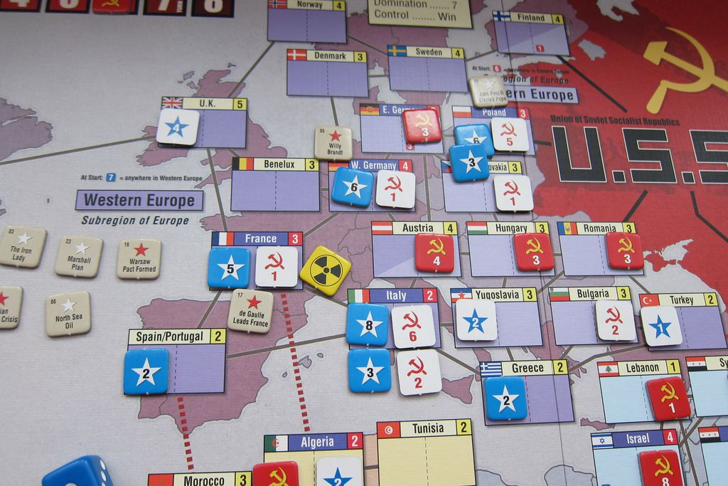 best board game - twilight struggle