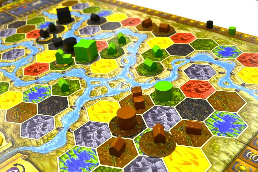 best board game - terra mystica