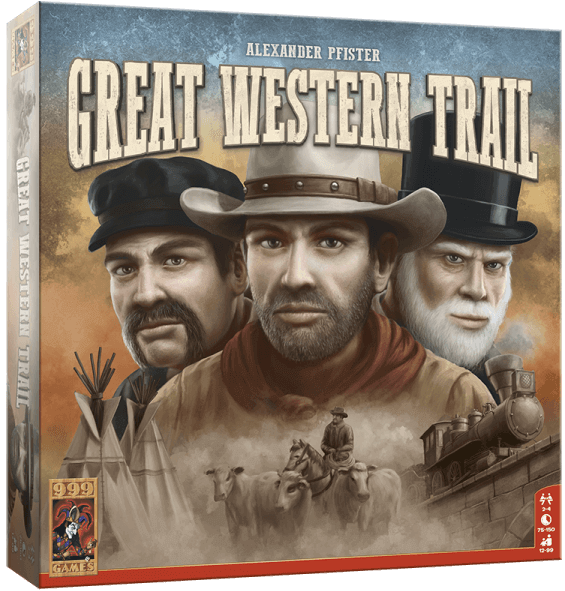 best board game - great western trail