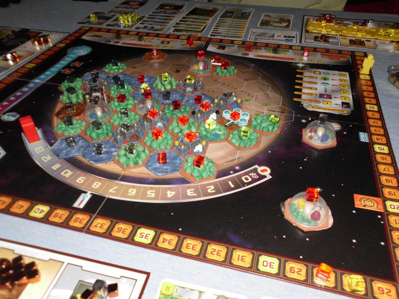 best board game - terraforming mars