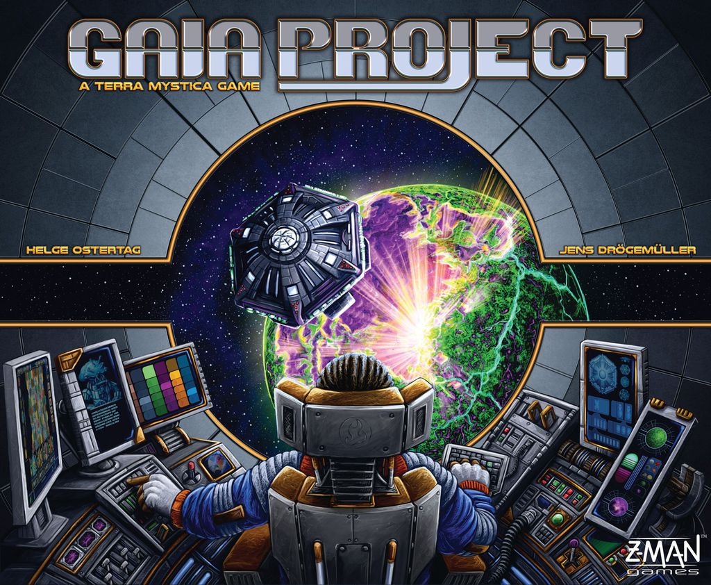 best board game - gaia project
