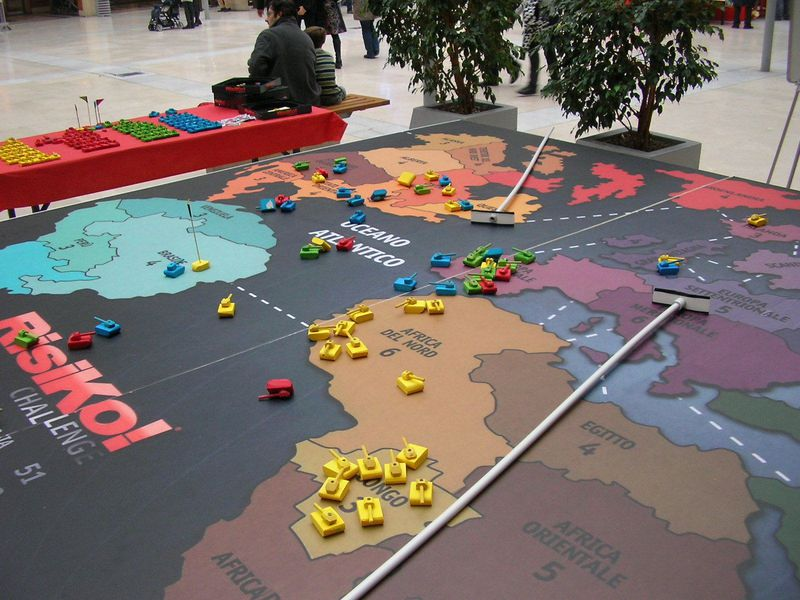 popular board game - risk