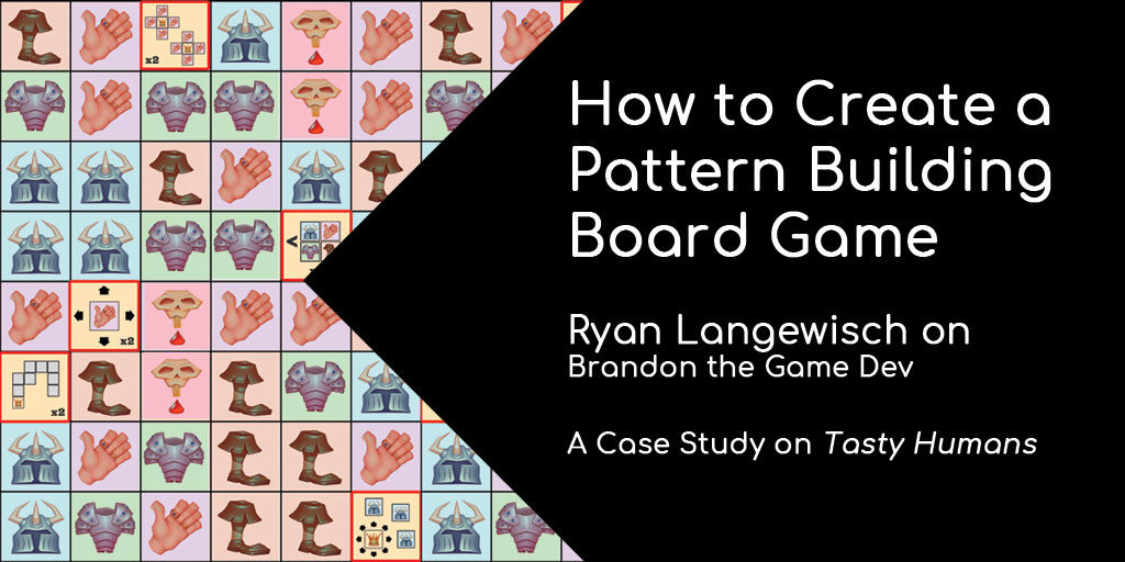 How to Create a Pattern Building Game