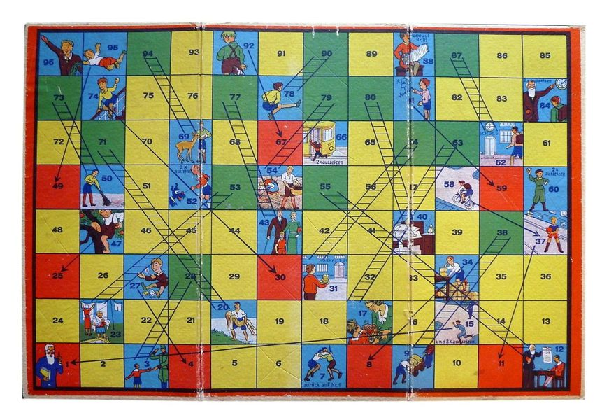 Modern Art Board Game 5 Players