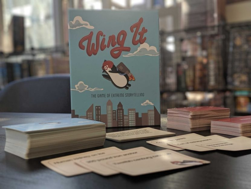 Wing It Board Game - What Do Board Game Retailers Want?